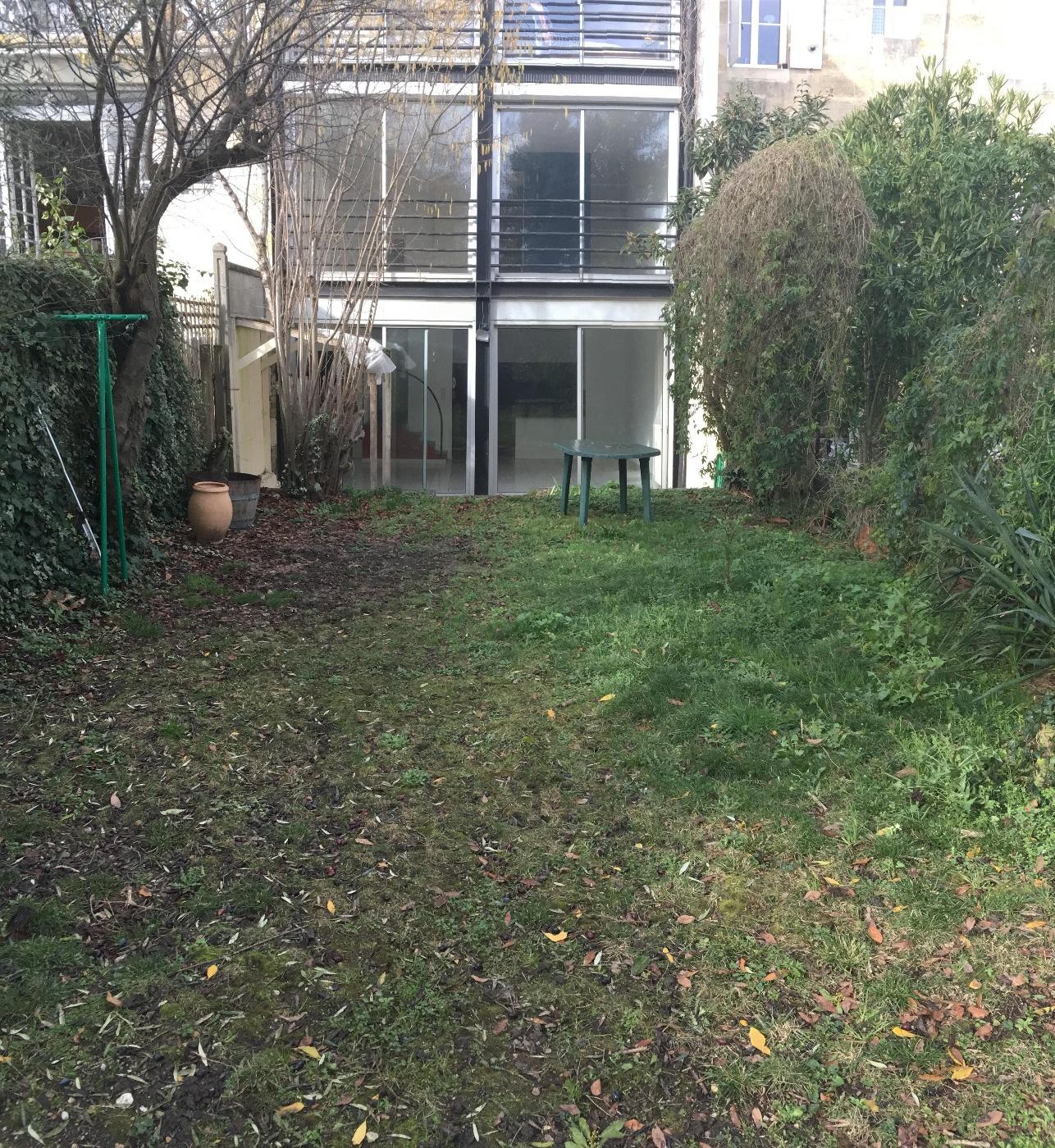 Location a louer t3 avec jardin quartier bastide for Appartement bordeaux bastide a louer
